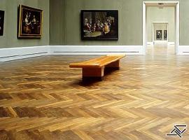 Oak Parquet Flooring Solid Rustic Oak Blocks For Parquet