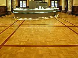 Mosaic Flooring Preassembled 5 Finger Mosaic Floor Panels